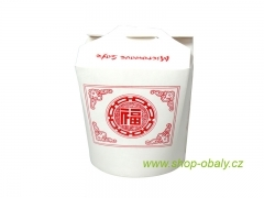 Box na nudle 26oz 750ml Chinese
