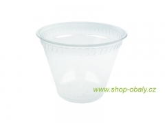 Kelímek PLA 200/225ml 9oz  92mm - 100% compostable GREENWARE