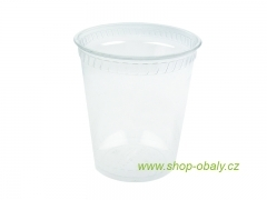 Kelímek PLA 400/500ml 16oz  98mm - 100% compostable GREENWARE